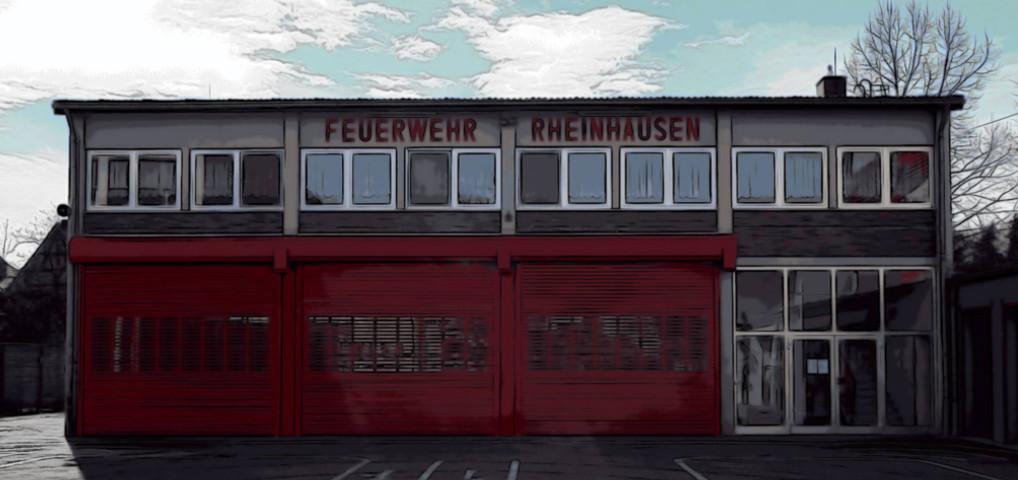 Freiwillige Feuerwehr Oberhausen Rheinhausen Abt